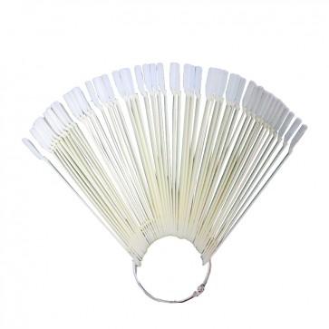 Espositore 50 Palette con Anello per Smalti e Gel UV