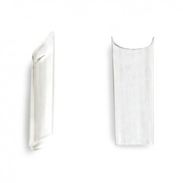 Tips unghie C Curve Natural con Box 100pz