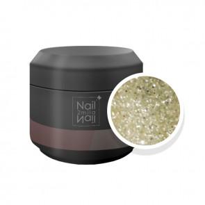 Gel UV Glitter Ultrasottili Avorio (6064)
