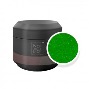 Gel UV Glitter Ultrasottili Verde (4034)