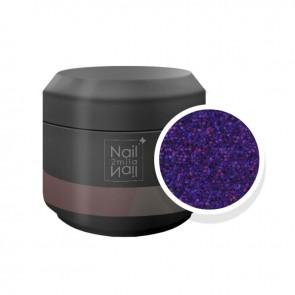 Gel UV Glitter Ultrasottili Viola (4111)