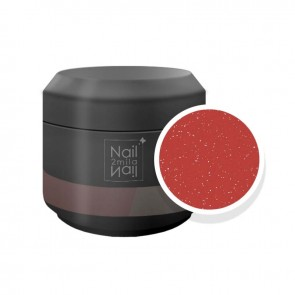 Gel UV Perlato Rosso (4125)
