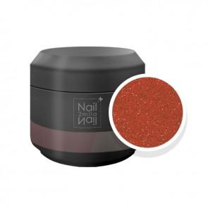 Gel UV Glitter Ultrasottili Arancione (4503)