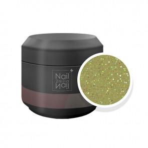 Gel UV Glitter Verde (5131)