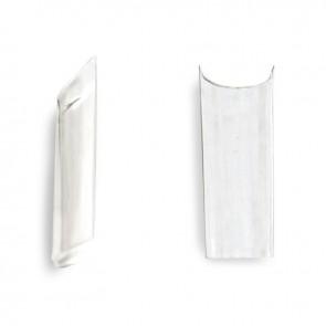 Tips unghie C Curve Clear con Box 100pz